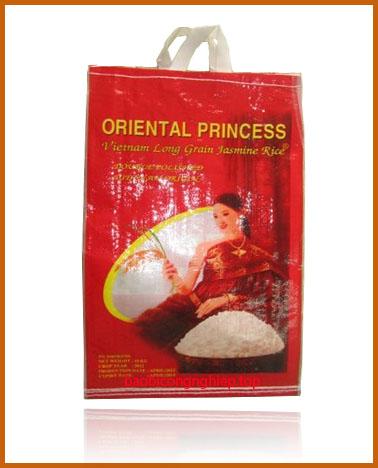 bao bì gạo 10 kg mẫu 3