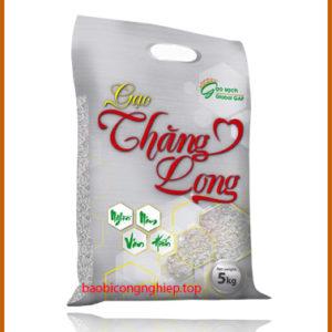 bao bì gạo 5 kg mẫu 2