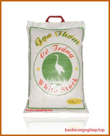 bao bì gạo 5 kg mẫu 4