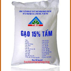 bao bì gạo 50 kg mẫu 4