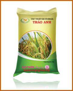 bao bì gạo 25 kg mẫu 5