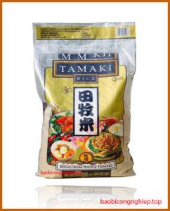 bao bì gạo 5 kg mẫu 7